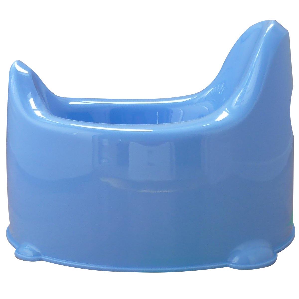 Blue mi-potty