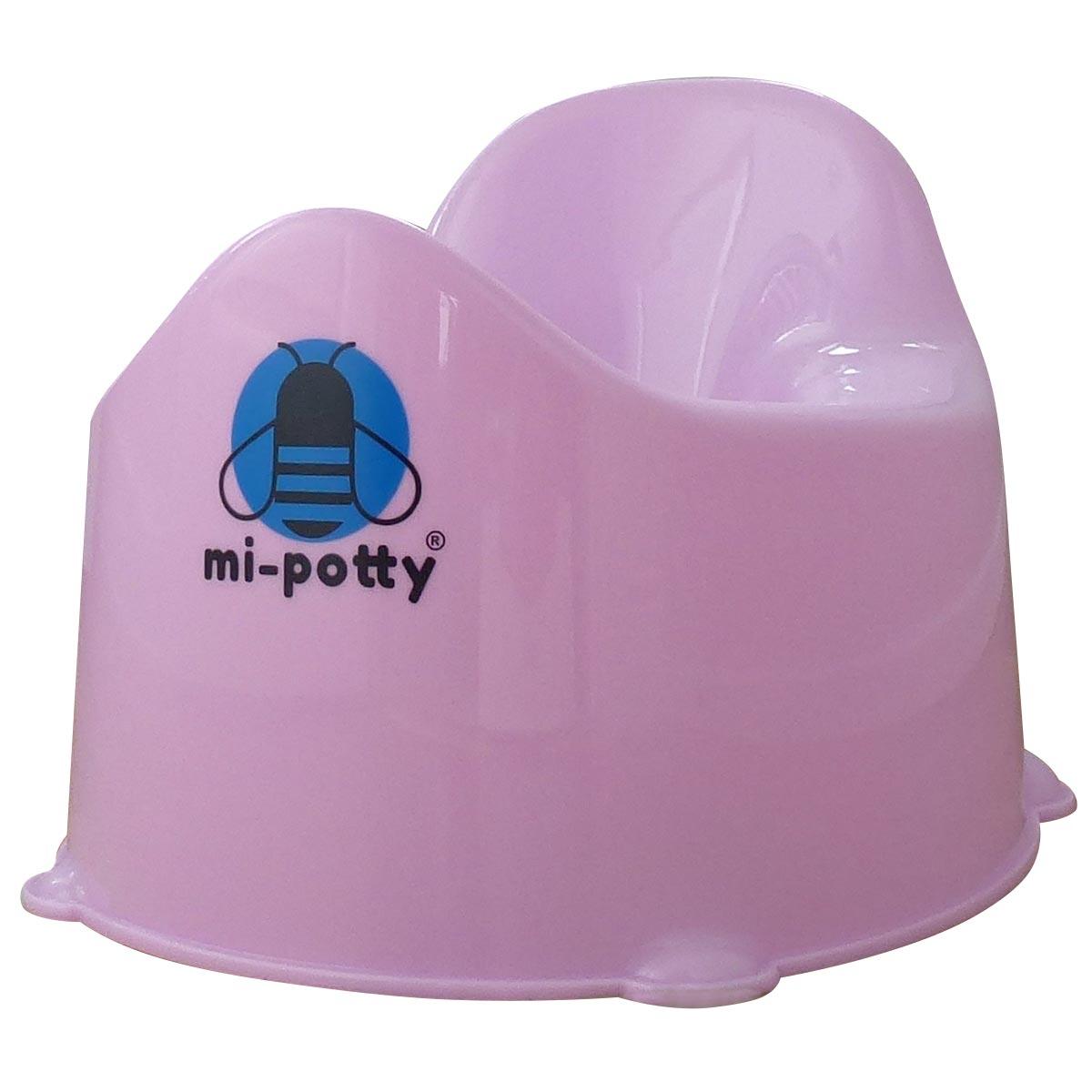 Pink mi-potty